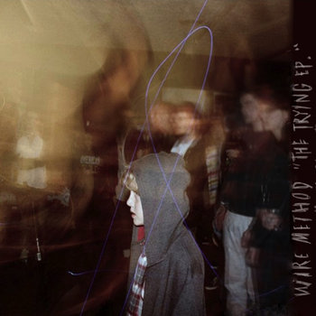 The Trying EP cover art