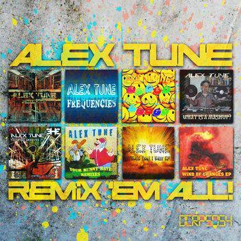 Remix 'Em All! cover art