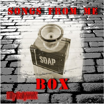 SONGS FROM ME SOAPBOX cover art