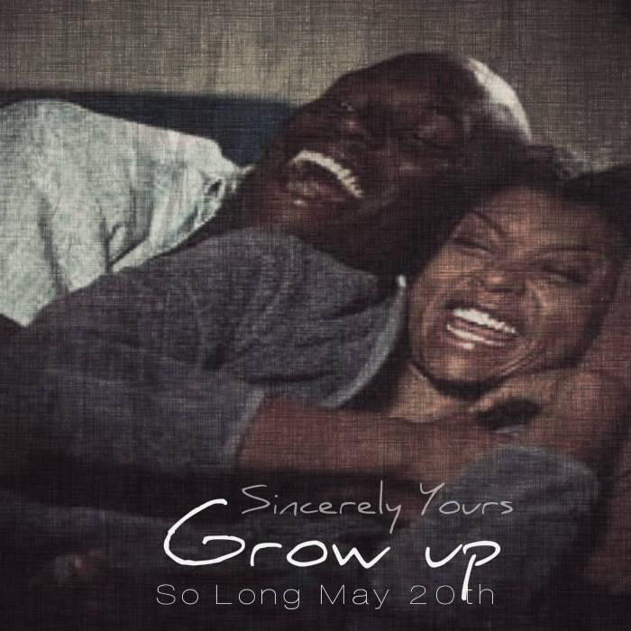 Grow Up(E.P.) cover art