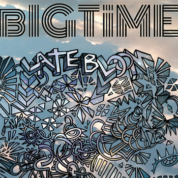 """LATE BLOOM"" cover art"