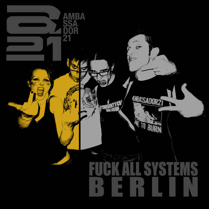 Ambassador 21 - FAS Berlin cover art