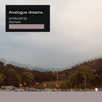 Analogue Dreams cover art