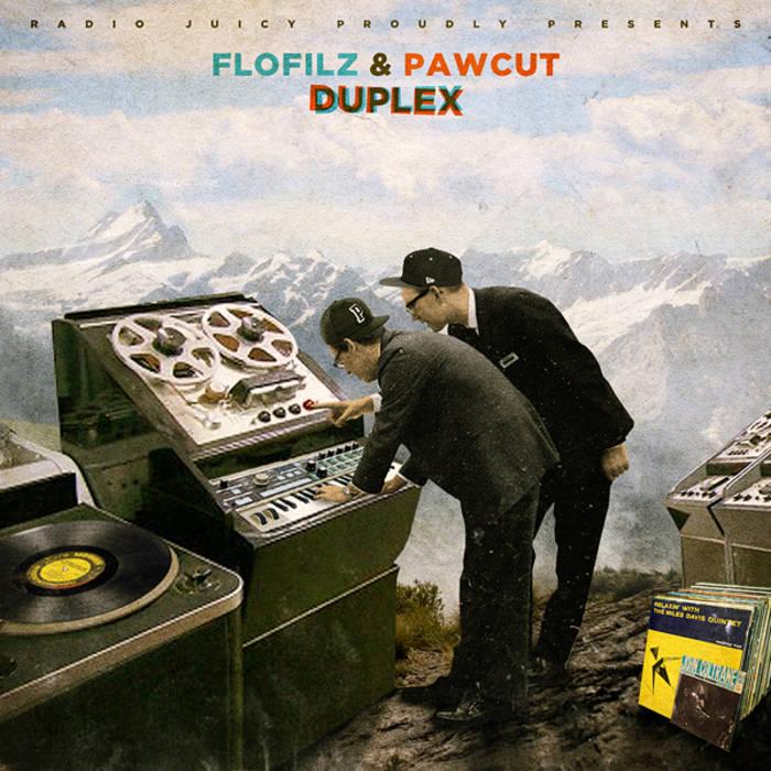 Duplex [beat tape] cover art