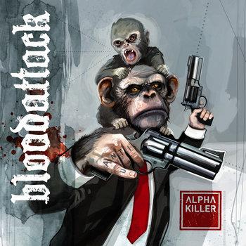 Alphakiller cover art