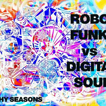 Robofunk vs Digital Soul cover art