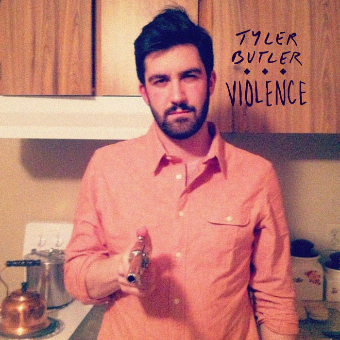 Violence cover art