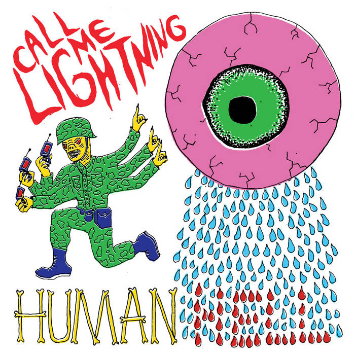 Human Hell cover art