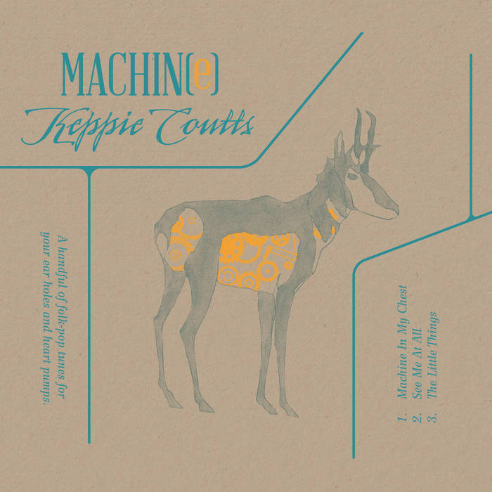 MACHINE(e) cover art