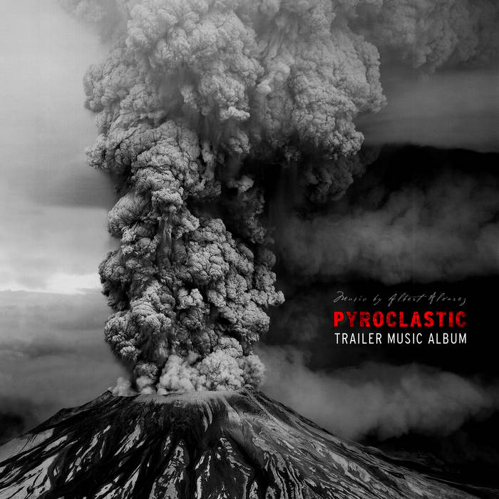 Pyroclastic cover art