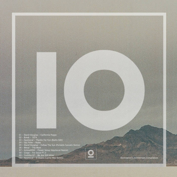 Anniversary Compilation '10' cover art