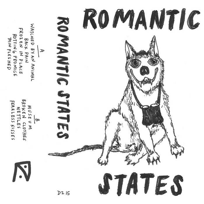 Romantic States cover art