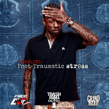 POST-TRAUMATIC STRESS cover art