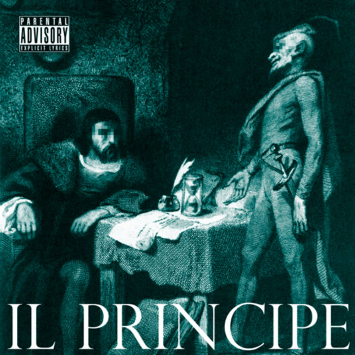 Il Principe cover art