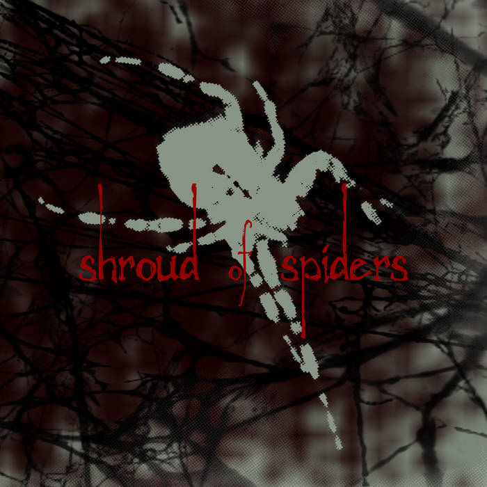Shroud of Spiders cover art