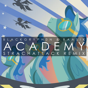 Academy [StrachAttack Remix] cover art
