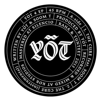 Yöt 4 cover art