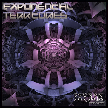 Exponential Territories EP cover art