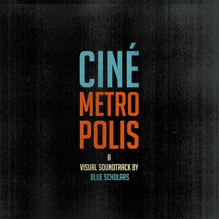 Cinemetropolis cover art