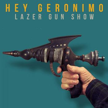 Lazer Gun Show cover art