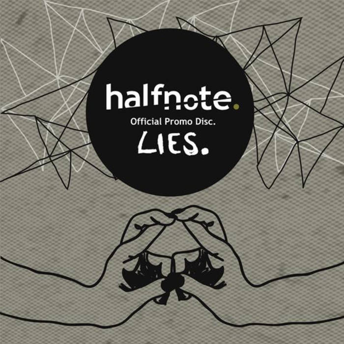 """Lies"" Official EP 2012 cover art"