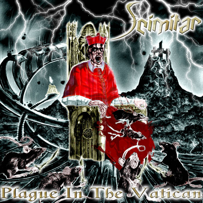 Plague In The Vatican cover art