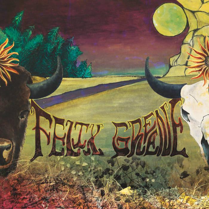 Felix Greene EP cover art