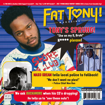 VEVC0038 - Fat Tony cover art