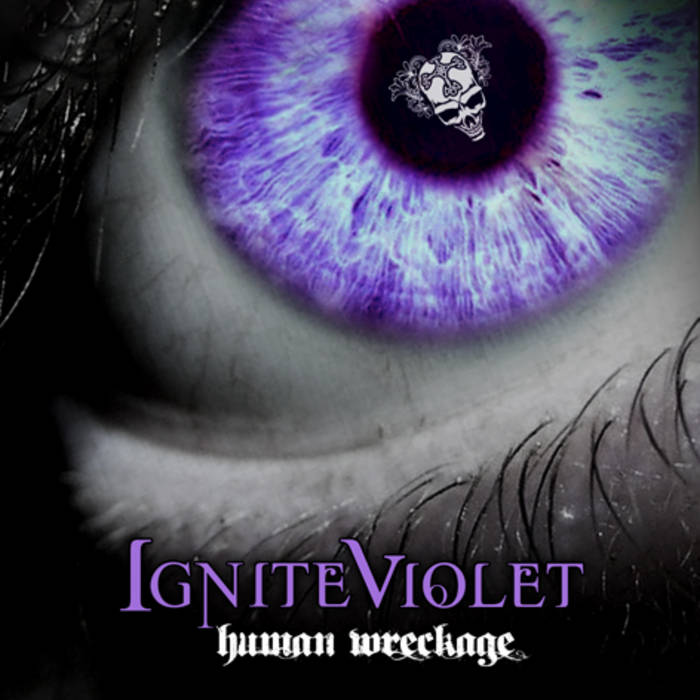 Human Wreckage EP cover art