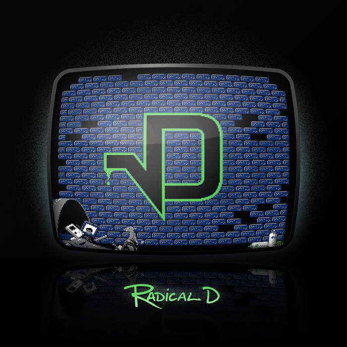 Radical D cover art