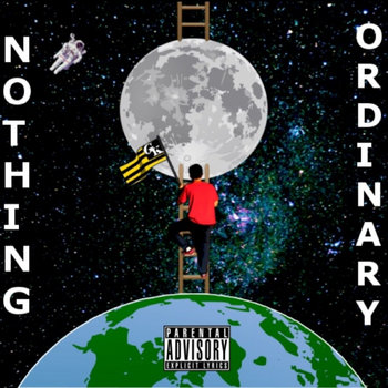 Nothing Ordinary EP cover art
