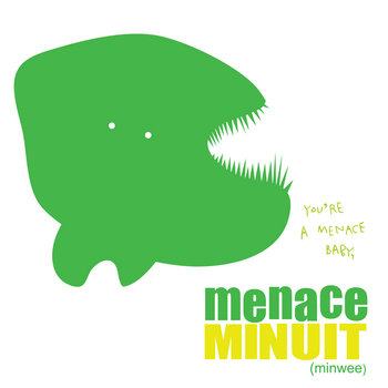 Menace EP cover art