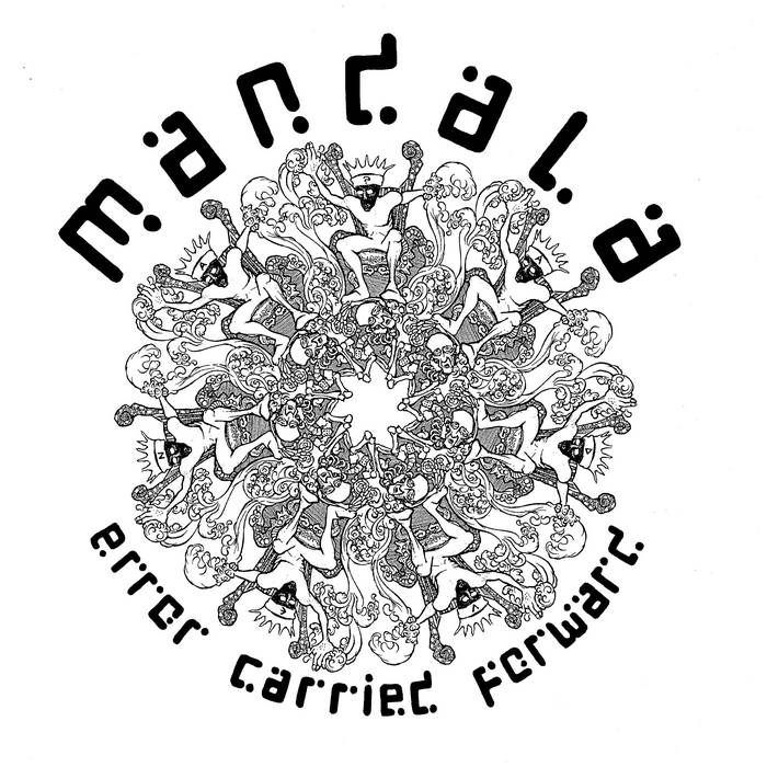 Error Carried Forward cover art