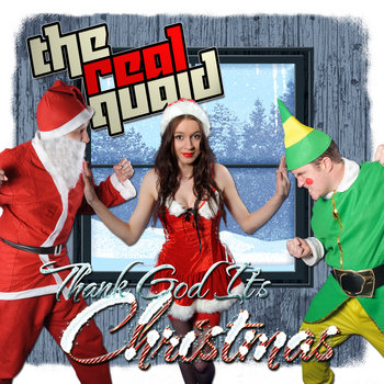 Thank God It's Christmas cover art