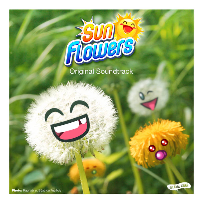 SunFlowers Original Soundtrack cover art