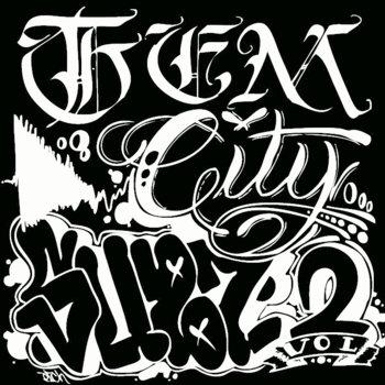 GEM CITY SUBZ VOLUME TWO cover art