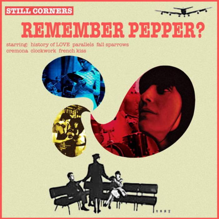 Remember Pepper? cover art