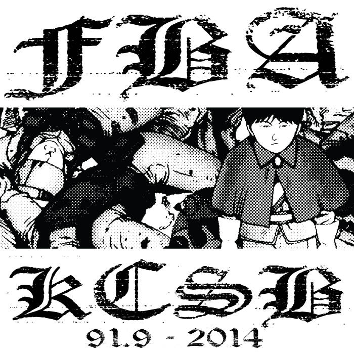 KCSB Live cover art