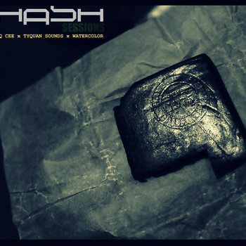 HASH SESSIONS - the EP cover art