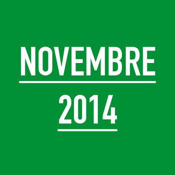 NOVEMBRE 2014 cover art