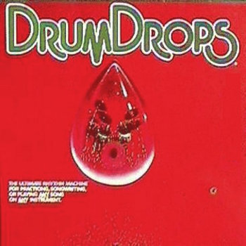 Drumdrops cover art