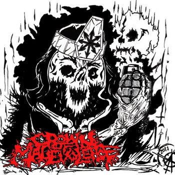 Crown Of Malevolence - Pestilence Unveiled [demo] (2011)