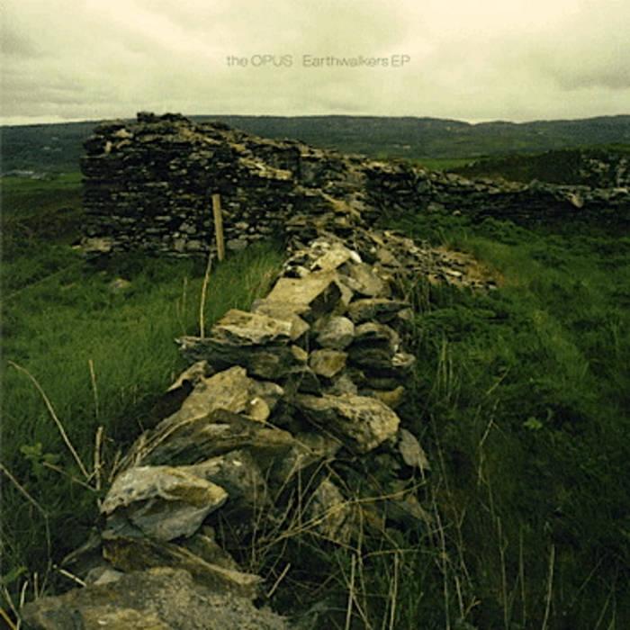 Earthwalkers EP cover art