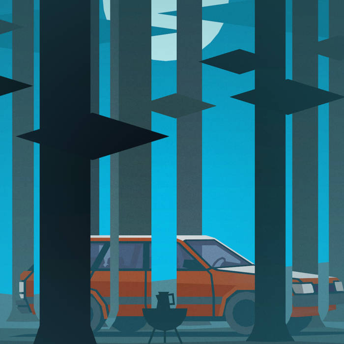 Kentucky Route Zero- Act II cover art