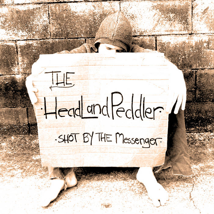 Shot By The Messenger cover art