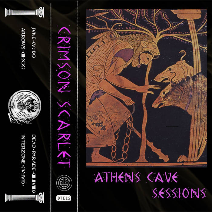 Athens Cave Sessions cover art