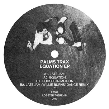 Equation EP cover art