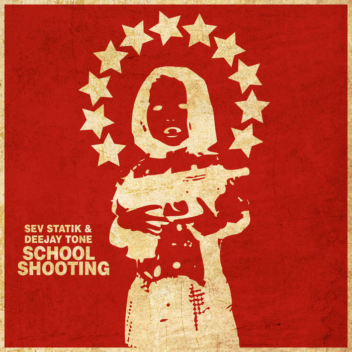 School Shooting EP cover art