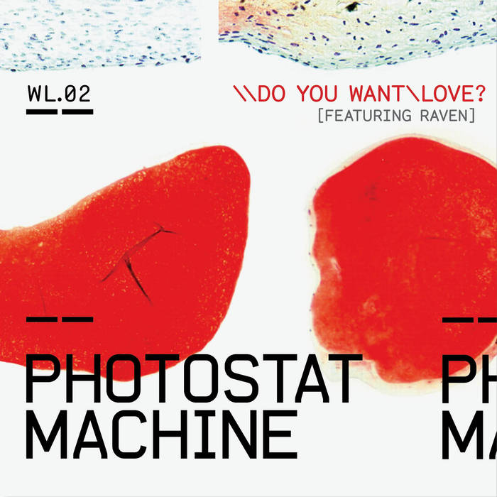 Do You Want\Love? cover art