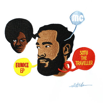 Eunice EP cover art